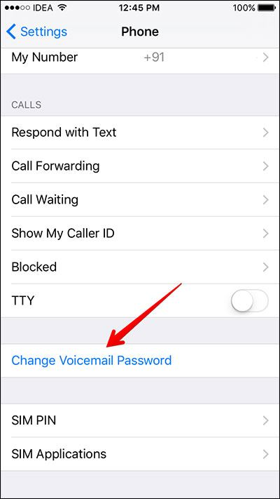 how to change voicemail on iphone 5 how to reset voicemail password on iphone if i forgot 19901