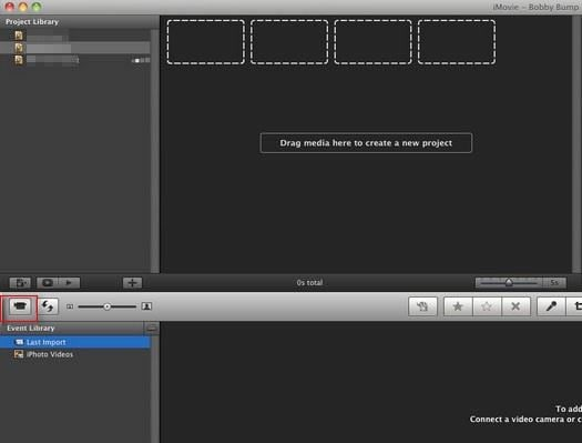 how to put a imovie on iphone