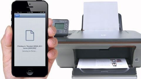 How to Print from iPhone to Wireless Network Printer