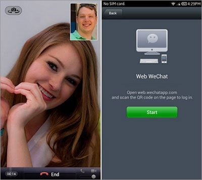 video chat apps for iphone