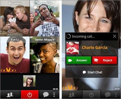 iphone video chat app