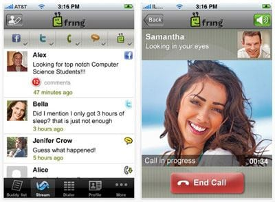 iphone random video chat