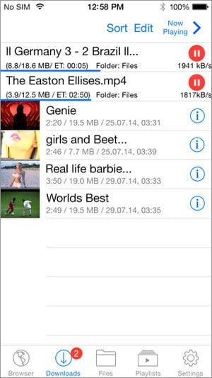 iphone video downloader
