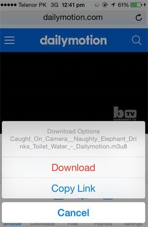 video downloader app for iphone