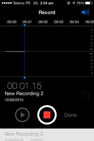 iphone 6 video sound