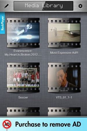video player iphone 6