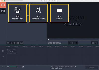 compress video in Mac OS X 10.11