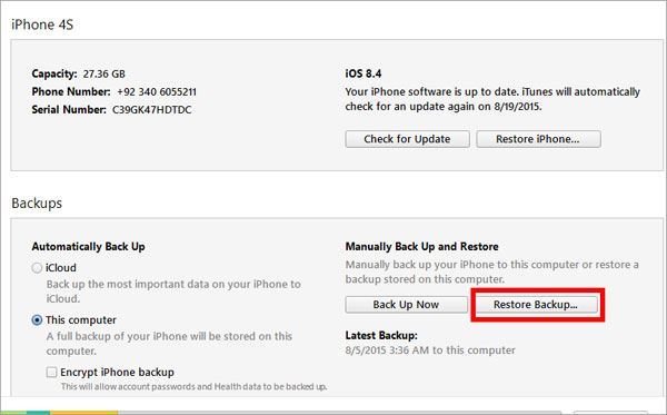 how to uninstall iOS 9