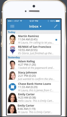 voicemail app iphone