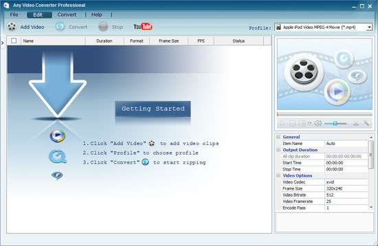 ipod touch video converter
