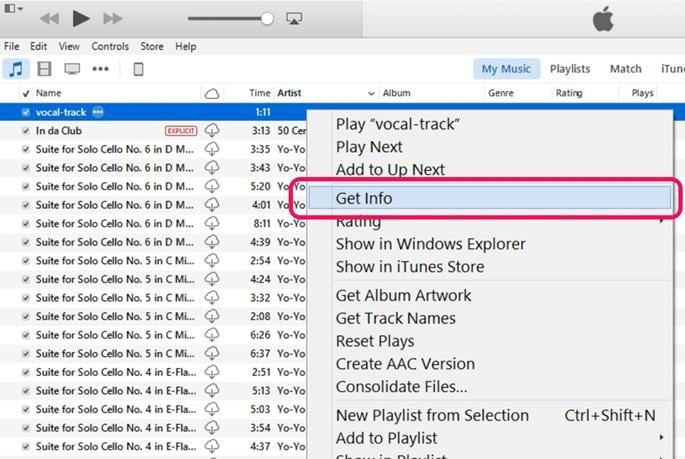 How to Edit MP3 in iTunes