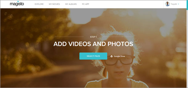 video maker online free for youtube