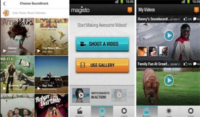 slideshow video app for android