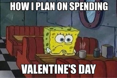 20 Funny Memes about Valentine's Day