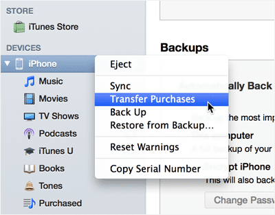 How to Transfer all Movies and Music from PC to Mac for Free