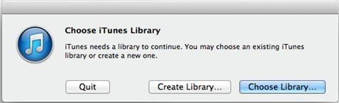 transfer itunes library from mac to mac