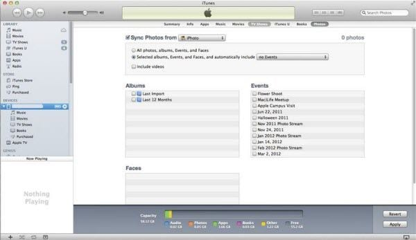 iphone how to tranfer and delete photos videos from iphone