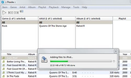 transfer music to ipod without itunes free