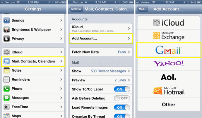sync google calendar with iphone the best way to sync gmail calendar with iphone 18053