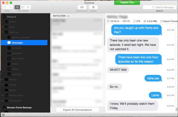how to sync iphone and ipad text messages 3 easy ways to sync iphone text messages 4666