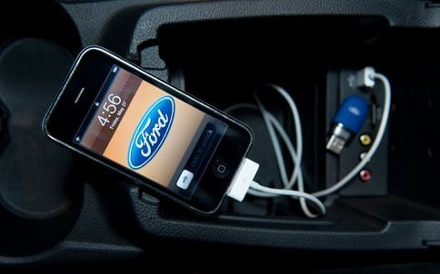 tips on how to sync iphone with ford sync. Black Bedroom Furniture Sets. Home Design Ideas