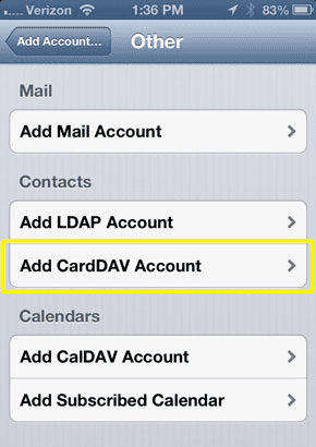 transfer iphone contacts to gmail