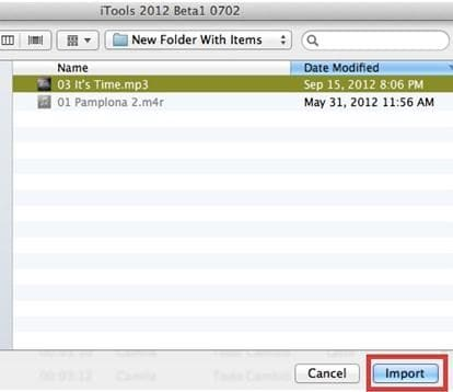 transfer itunes music from one computer to another