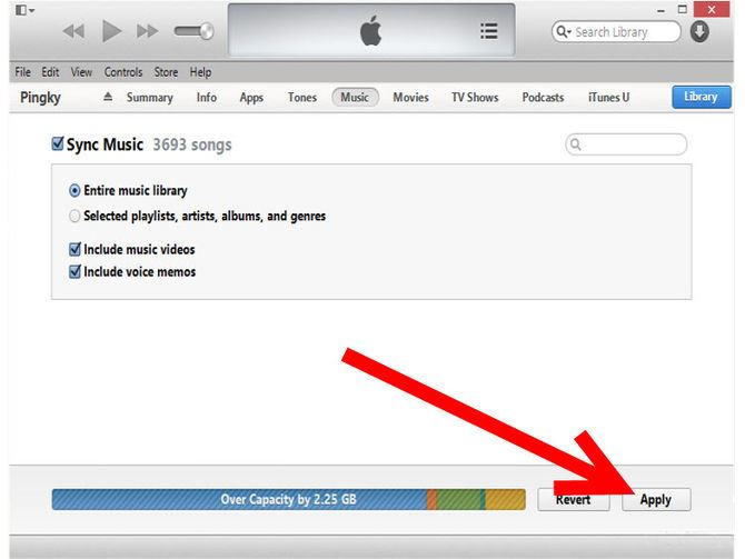 transfer songs from itunes to iphone03