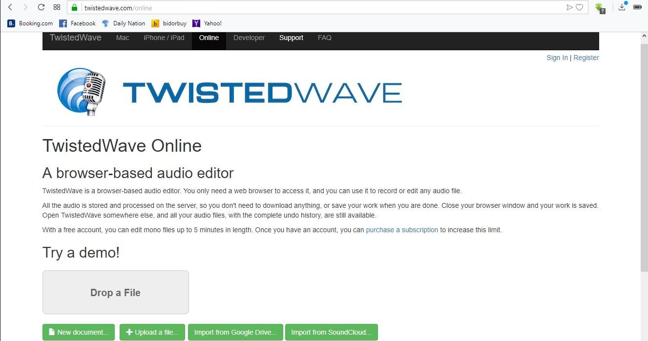 outil de mixage de musique en ligne gratuit
