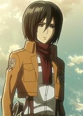 Mikasa-Ackerman