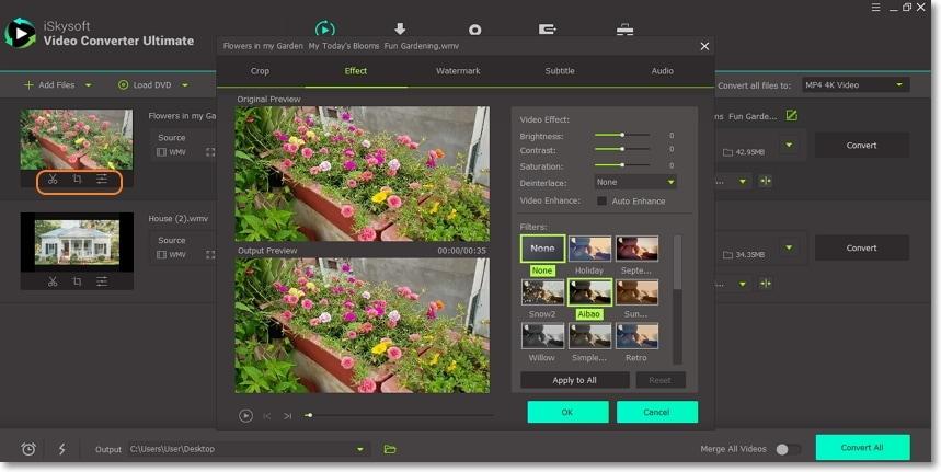 edit video on wmv to mov converter