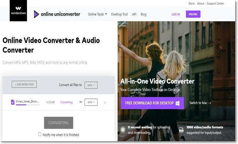 Online UniConverter