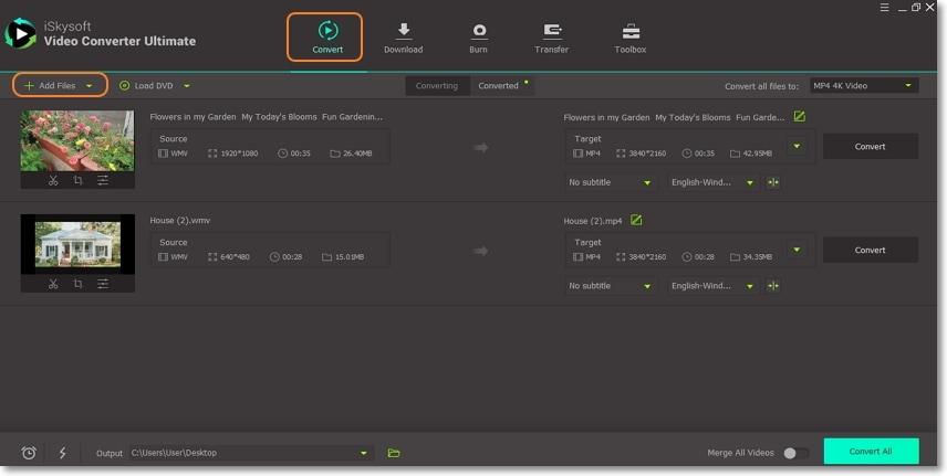 add video to wmv to mov converter