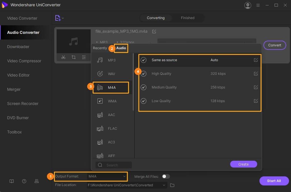 convert mp3 to audiobook