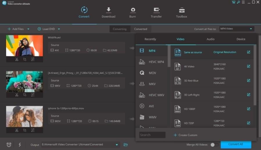 samsung video converter windows