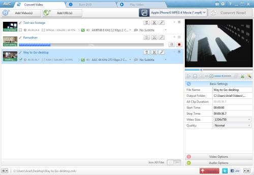wmv to mp4 freeware