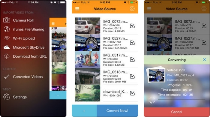 MP4 to 3GP Converter for iphone Video Converter or iPhone