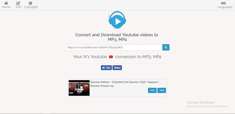 Convert Long YouTube Video  Online