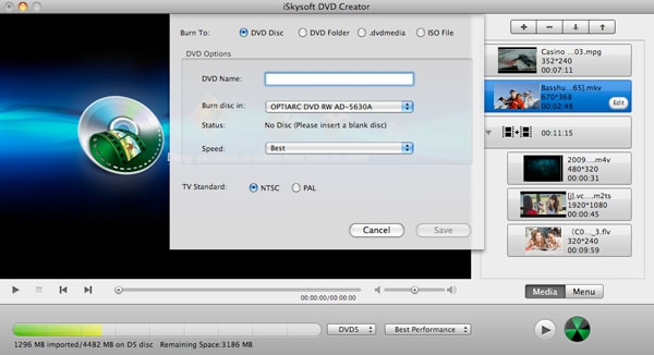 converting ipad video to dvd