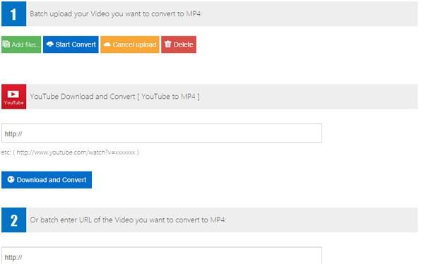 online convert wmv to mp4