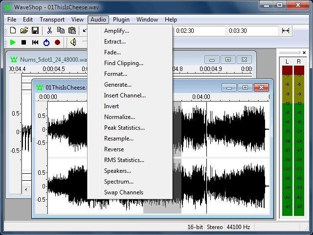songs editor